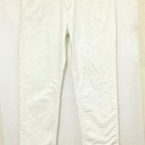 Lee Jeans - Vintage High Waist Mom Jeans Womens 11 Long White